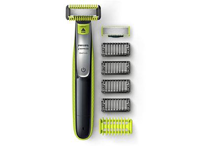 Philips-Norelco-OneBlade-beard-trimmer