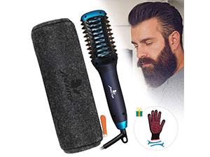 Mexitop 2-in-1 Hair Straightener Tool